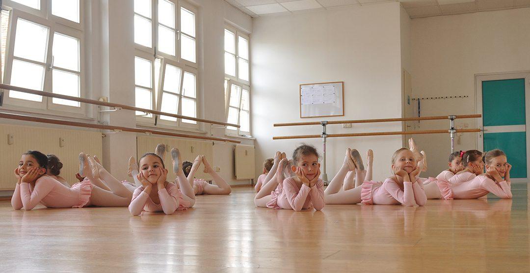 Ballettschule Fürth | tänzerische Früherziehung